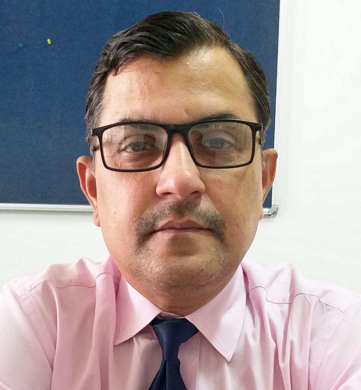 Dr. M. D. Pasarkar